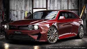 Lancia Delta Concept Nuova Lancia Delta Hf Integrale Quot Revival Quot Motorage New
