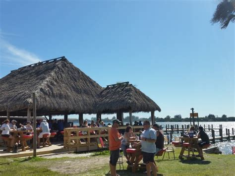 Osprey Tiki Bar Top 10 Dockside Bars In Sarasota Manatee
