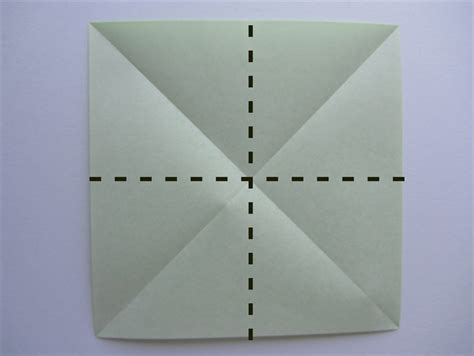 Origami Pattern Base - origami pattern base folding