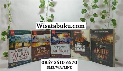Buku Ensiklopedi Akhir Zaman 7 buku 400 hadits akhir zaman abu fatiah al adnani