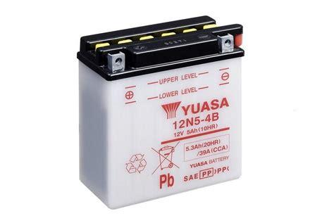 Motorrad Batterie Erhaltungsladeger T Test by 12n5 4b Motorrad Powersport Alle Anzeigen Batterien