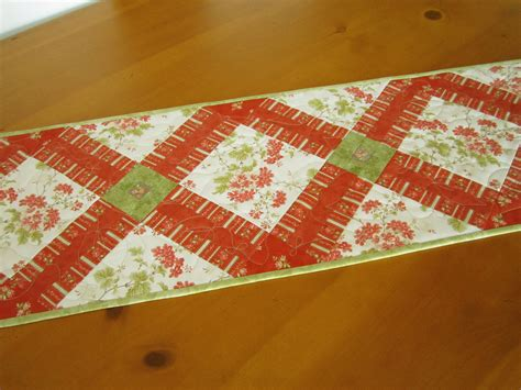 Quilted Runner by Quilted Table Runner Bouquet On Luulla