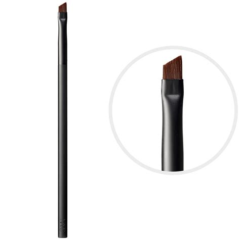 Eyeliner Brush 7 types of makeup brushes you need in your what when wear