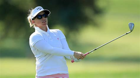 morgan pressel swing swing changes paying off lpga ladies professional golf