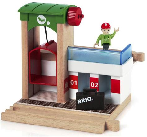 Brio Changing Table Brio Monorail Station 33303 Table Mountain Toys