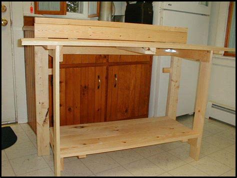 collapsible work bench dave flanagan s collapsible workbench