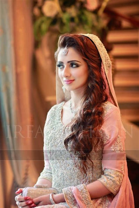 engagement hairstyles pakistani images fantastic pakistani wedding hairstyles for gorgeous brides