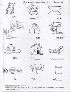 juguemos a leer primer grado teaching ideas homeschool educando con amor primer grado actividdes lectoescritura 2 spanish activities