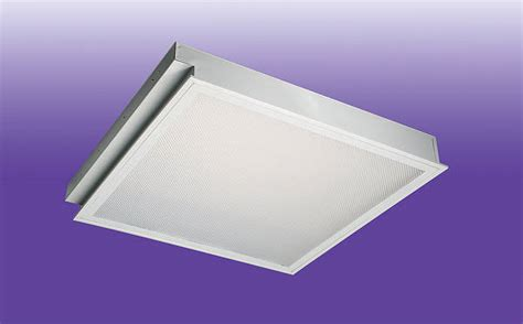 Ceiling Lights Kitchen by Recessed 600 X 600 Modular Fluorescent Fittings