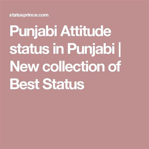 punjabi status for whatsapp best 25 status in punjabi ideas on pinterest punjabi