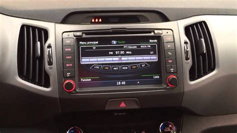 how does cars work 2010 kia sportage navigation system ax c074 equipo multimedia s100 para kia sportage 2010 2013 youtube