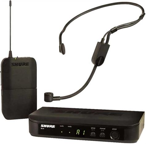 Shure T42 2headset shure blx wireless headset with pga31 headworn microphone w warranty authorized shure dealer