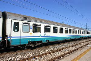 carrozze ferroviarie italiane passenger car rail