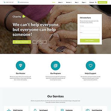 R J Software Consulting Website Templates Software Consulting Company Website Template