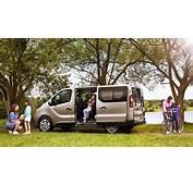 TRAFIC Passenger  Vans Renault UK