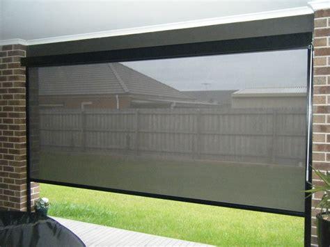 ziptrak 174 cafe blinds patio blinds bistro blinds into