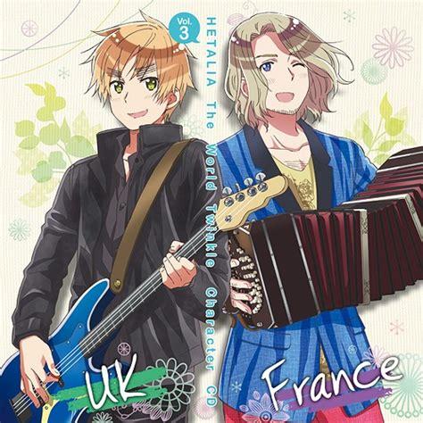 Twinkle Vol 3 黑塔利亞the world twinkle character cd vol 3 動漫音樂下載 bt http kyo 討論區