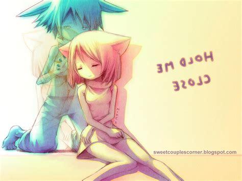 deep hugs anime love
