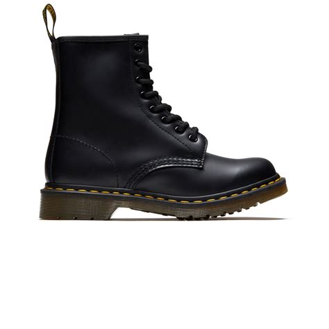 Leather 1460 8 Eye Boots dr martens womens 1460 8 eye smooth leather boots