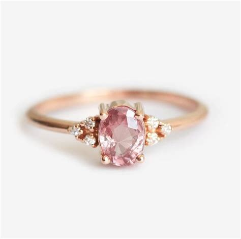 best 25 pink sapphire ring ideas on pink ring