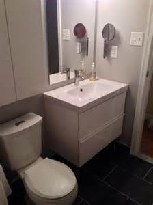furniture ikea vanity ideas pimping your appearance diaryofane gifts amp decor wood white home small bathroom storage
