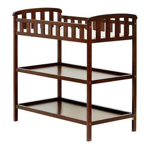 Amazon Com On Me Emily Changing Table Espresso Baby