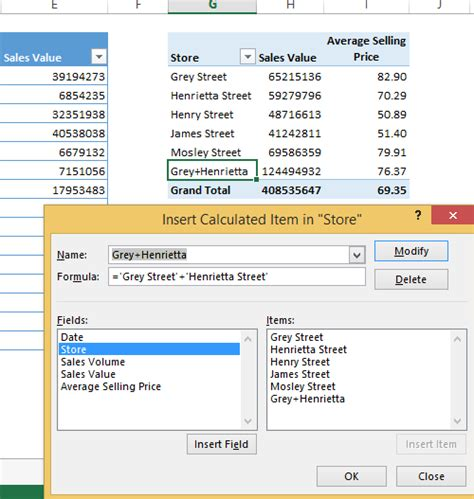 online pivot table tutorial excel 2010 excel 2010 pivot table calculated field if statement