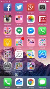 iphone home screen organizing your iphone homescreen techdissected