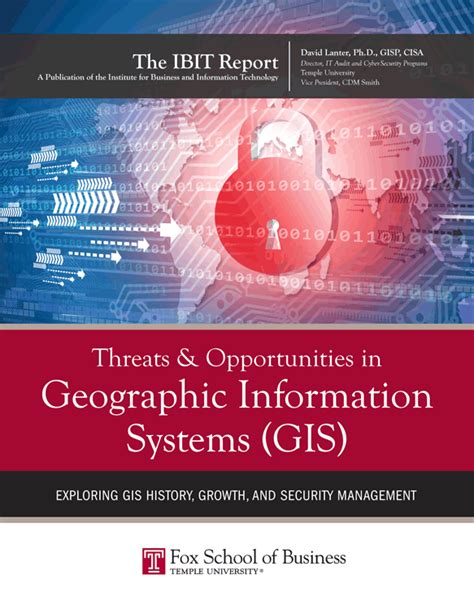 Mba Information Systems Opportunities by Threats And Opportunities In Geographic Information