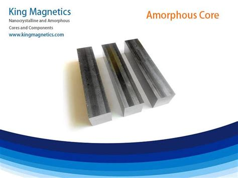metglas inductor design inductor design using amorphous metal cores 28 images amorphous inductor buy amorphous