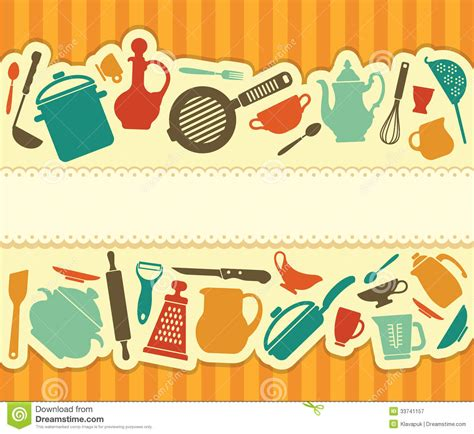 restaurant menu illustration royalty free stock