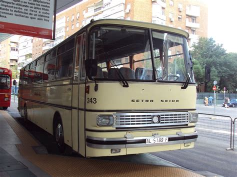 Continental Auto by Setra S 154 Pegaso Continental Auto N 186 243 Madrid