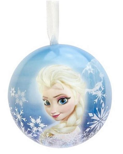 hallmark frozen christmas tree ornaments as low as 2