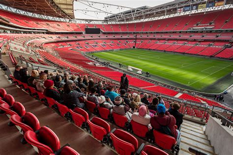Wembley Stadium Tour For One Lastminute M