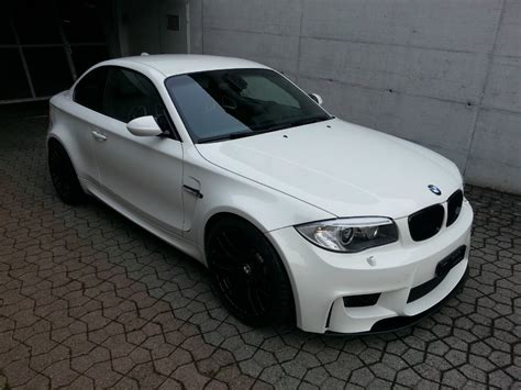Bmw 1er Weiß by Bmw 1m Weiss 1er Bmw E81 E82 E87 E88 Quot M Coupe
