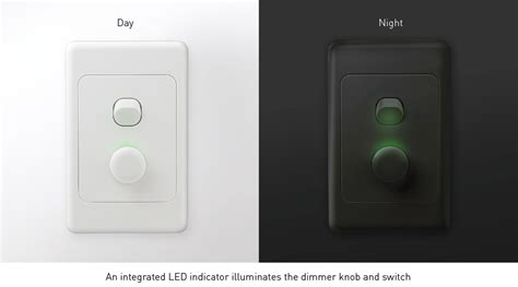 dimmable smart light switch diginet ledsmart adaptive phase dimmer