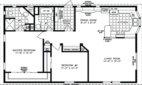 floor plan for a 940 sq ft ranch style home 1000 square foot ranch house floor plans numberedtype