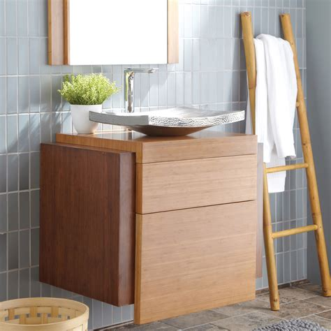 bamboo vanity bathroom furniture bamboo bath accessories for traditional accent decor stylishoms com