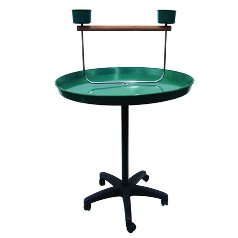 yml green parrot stand petco