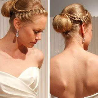 wedding entourage hairstyles entourage 2012 wedding hair trends by