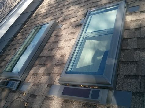 solar light skylights value of velux solar powered skylights 3r roofing llc