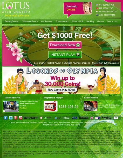 lotus asia casino lotus asia casino deposit welcome no deposit bonus codes
