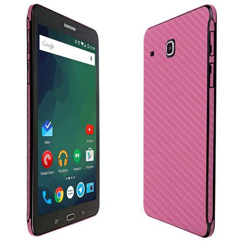 Samsung Tab Warna Pink skinomi techskin samsung galaxy tab e 8 0 pink carbon