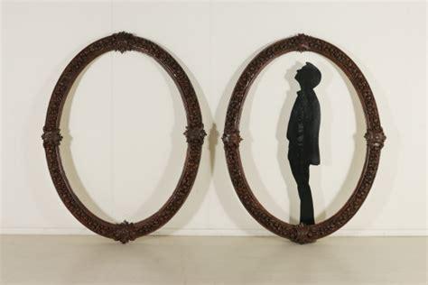 cornici barocche per specchi coppia di cornici barocche specchi e cornici
