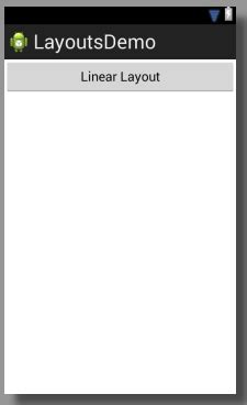 android yeni layout ekleme linear layout kullanımı geleceği yazanlar