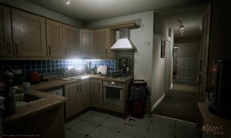 Kitchen Engine by Allison Road Is A Pt Inspired Blood Curdling Survival