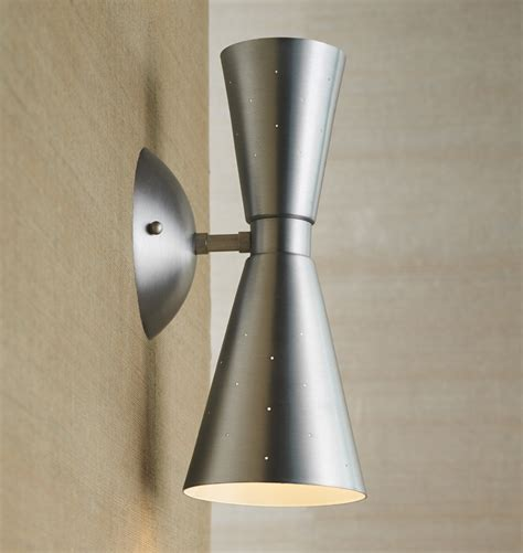 Contemporary Outdoor Lighting Sconces Study Sconce With Dual Lighting Modern Outdoor Wall