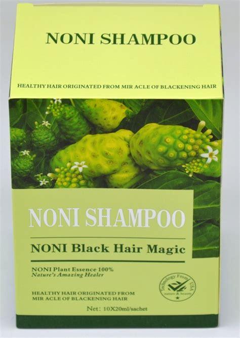 Shoo Bsy Noni Black Hair Magic perfumes hair care hair colour noni