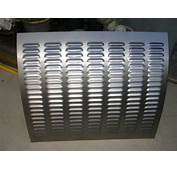 Square Style Deck Model A Trunk Gasser  Rod Louvers And