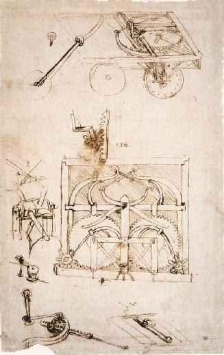 biography of leonardo da vinci and his inventions the tank 187 leonardo da vinci s inventions